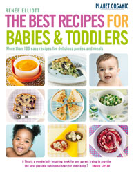 Win a Baby's Cookbook