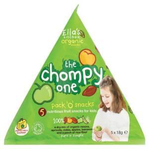 Ella's Kitchen organic food for kid's
