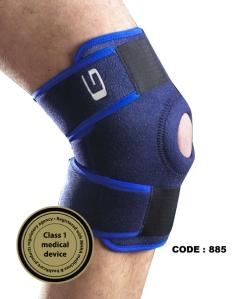 Adjustable medical support