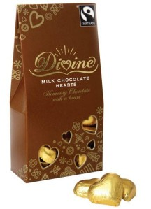 Divine Chocolate - a heavenly experience...