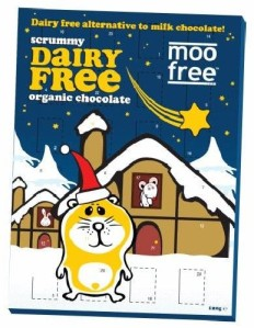 Dairy Free Chocolate Advent Calendar