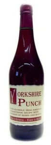 Yorkshire Punch - a cup of good cheer
