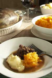 Haggis - how will you serve yours?
