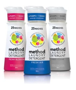 Method - it's a lean, mean, stain-fighting machine