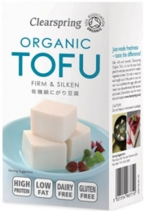 Organic Tofu made with Nigari