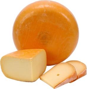 Homemade vegetarian cheese