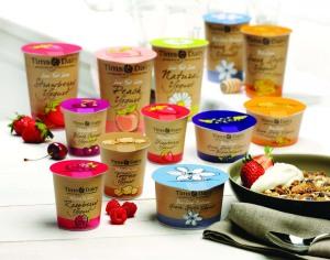 Traditionally made delicious yogurt