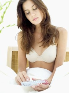 'The pill' may reduce vitamin levels