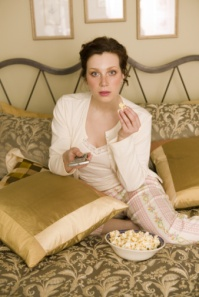 Popcorn love: It's not Eve, but it could be you