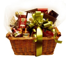 A lovely Christmas hamper could be yours