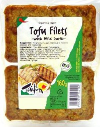 Great tasting tofu fillets are so easy