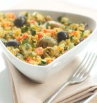 Middle Eastern Quinoa Salad