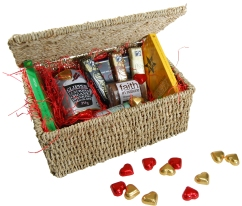 The Valentine's Chocoholic Hamper