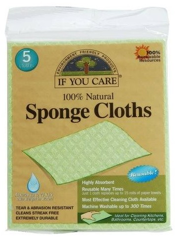 100% Natural - the most effective cleaning cloth available