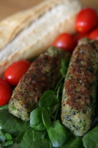 Cresson Creative's Watercress Sausages
