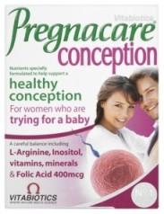 Vitabiotics Pregnacae Conception
