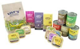 Lily's Kitchen organic pet food