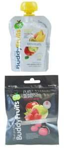 Handy fruit snacks from BuddyFruits