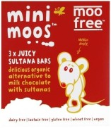 Moo Free's dairy milk chocolate alternative now comes in an even smaller size