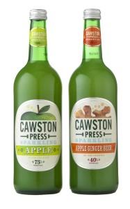 Cawston Press are sparkling
