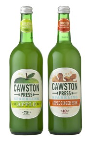 Cawston Press are sparkling