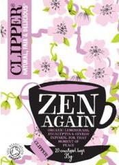 clipper envelope tea