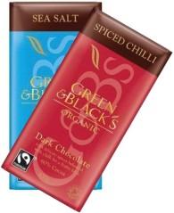 Green & Black's chocolate... season to taste
