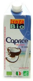 Organic coconut and rice drink