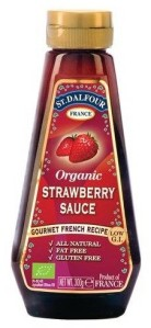 St Dalfour Strawberry Sauce