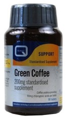 Green coffee extract elps with weight loss