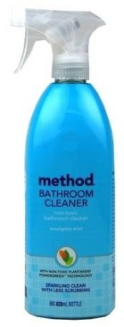 Method powerful biodegradable cleaning