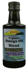 Vegan Omega Oils 3 6 9