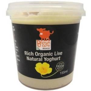 Brown Cow Yoghurts