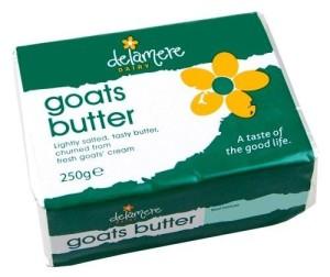 goat's butter