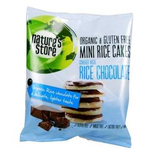 Nature's Store Rice Milk Covered Rice Cakes