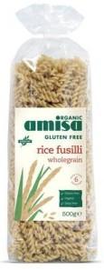 organic rice pasta